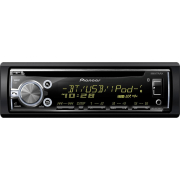 Pioneer Bluetooth CD with USB for iPhone & Android.