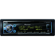 Pioneer CD Player with Bluetooth for hands free phone calls & Audio streaming.