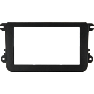 VW Double din dash kit.