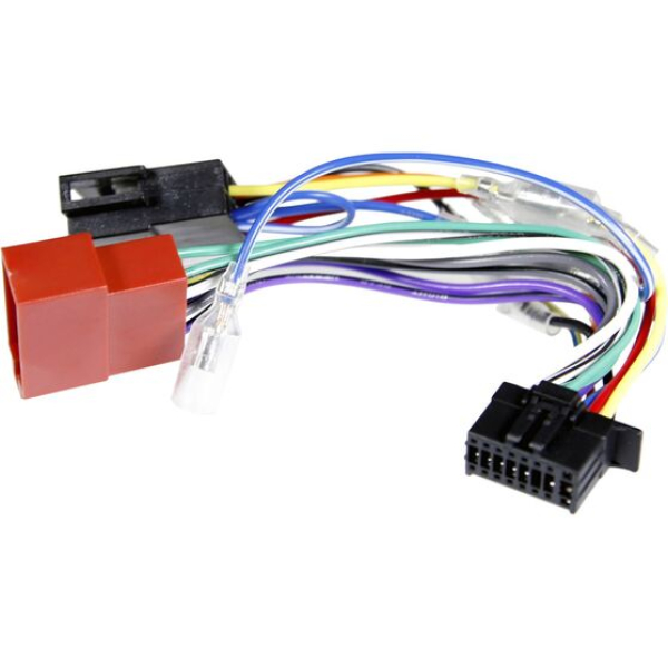 JVC to ISO wiring plug.
