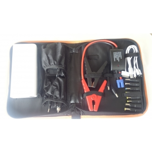 Compact car jump starter & Back up phone charger.