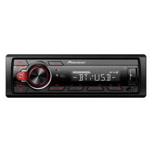 New Pioneer Stereo with Bluetooth hands free phone calling & audio streaming.