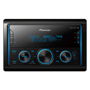 New Pioneer double din Bluetooth stereo.