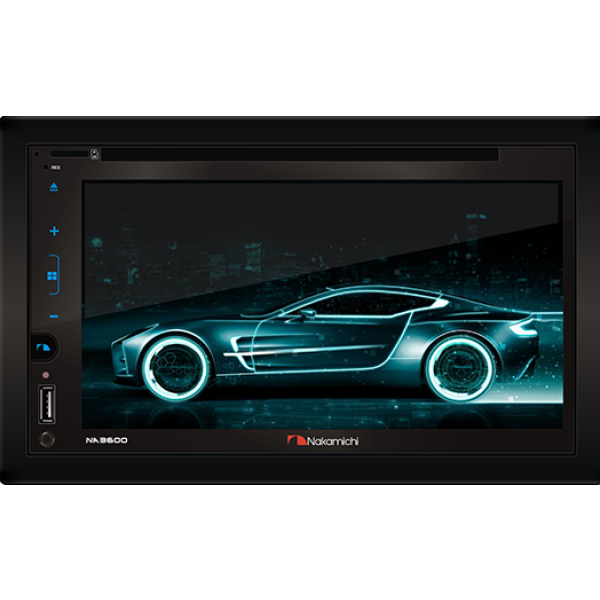 Touch Screen Bluetooth CD with Mirror Link. Special.
