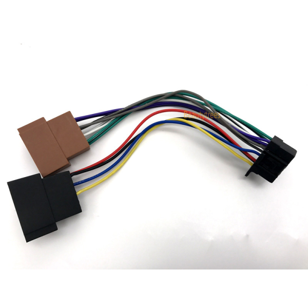 New Sony to ISO plug connector.