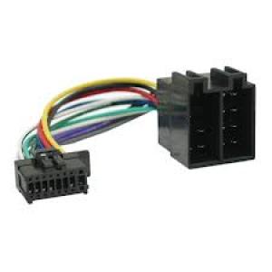 Pioneer to ISO plug wiring loom