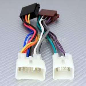 Toyota to ISO wiring lead.