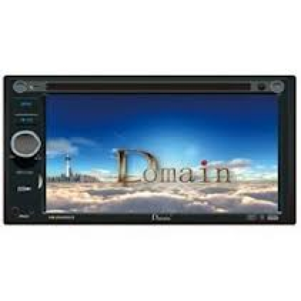 Domain DVD Player with NZ GPS & Bluetooth.