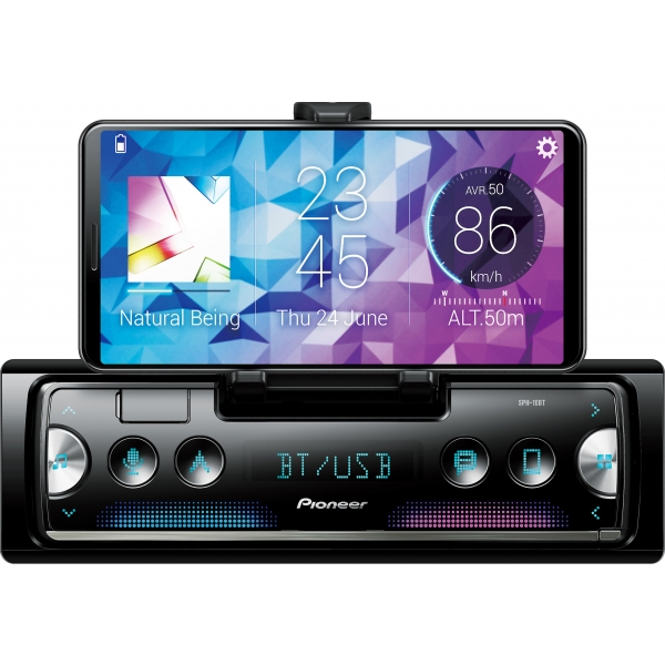 New Pioneer Multimedia stereo