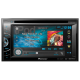 Pioneer Touch screen DVD CD TUNER