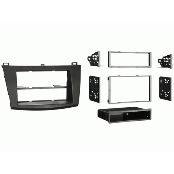 Install a replacement stereo with this kit.